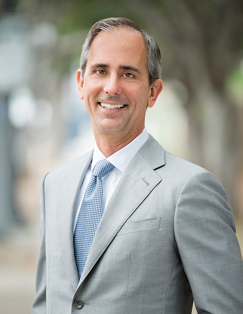 San Diego's Top Accident Attorney James S. Iagmin Portrait